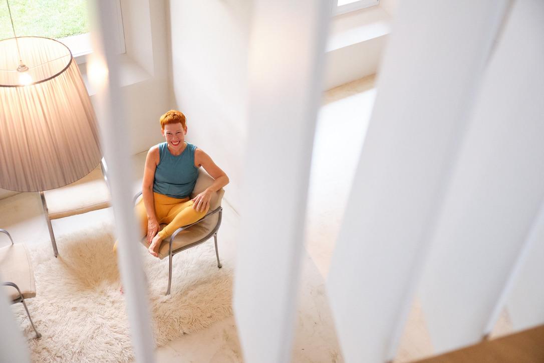 Yoga in Kappeln mit Ute Fischer