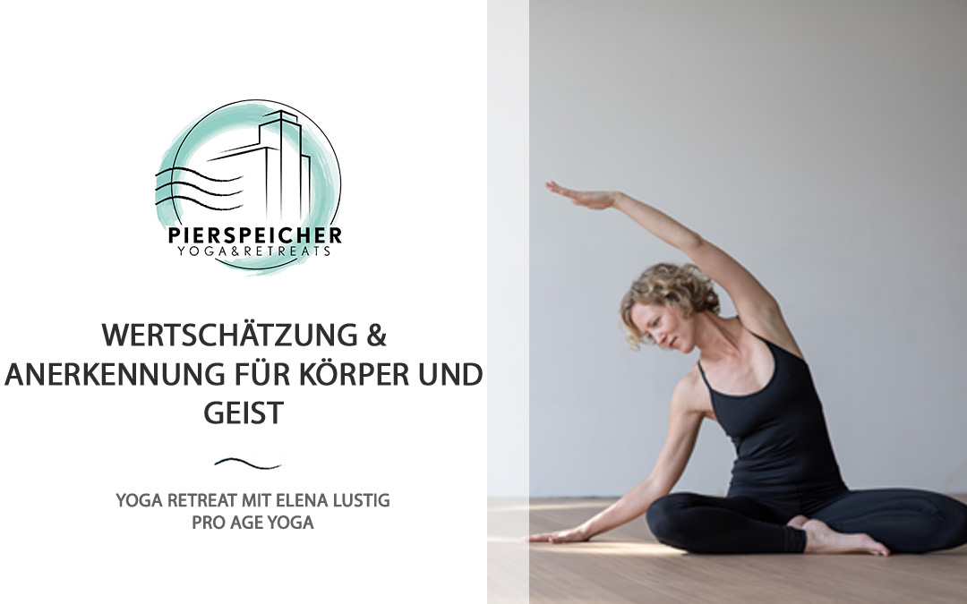 Yoga Retreat mit Elena Lustig