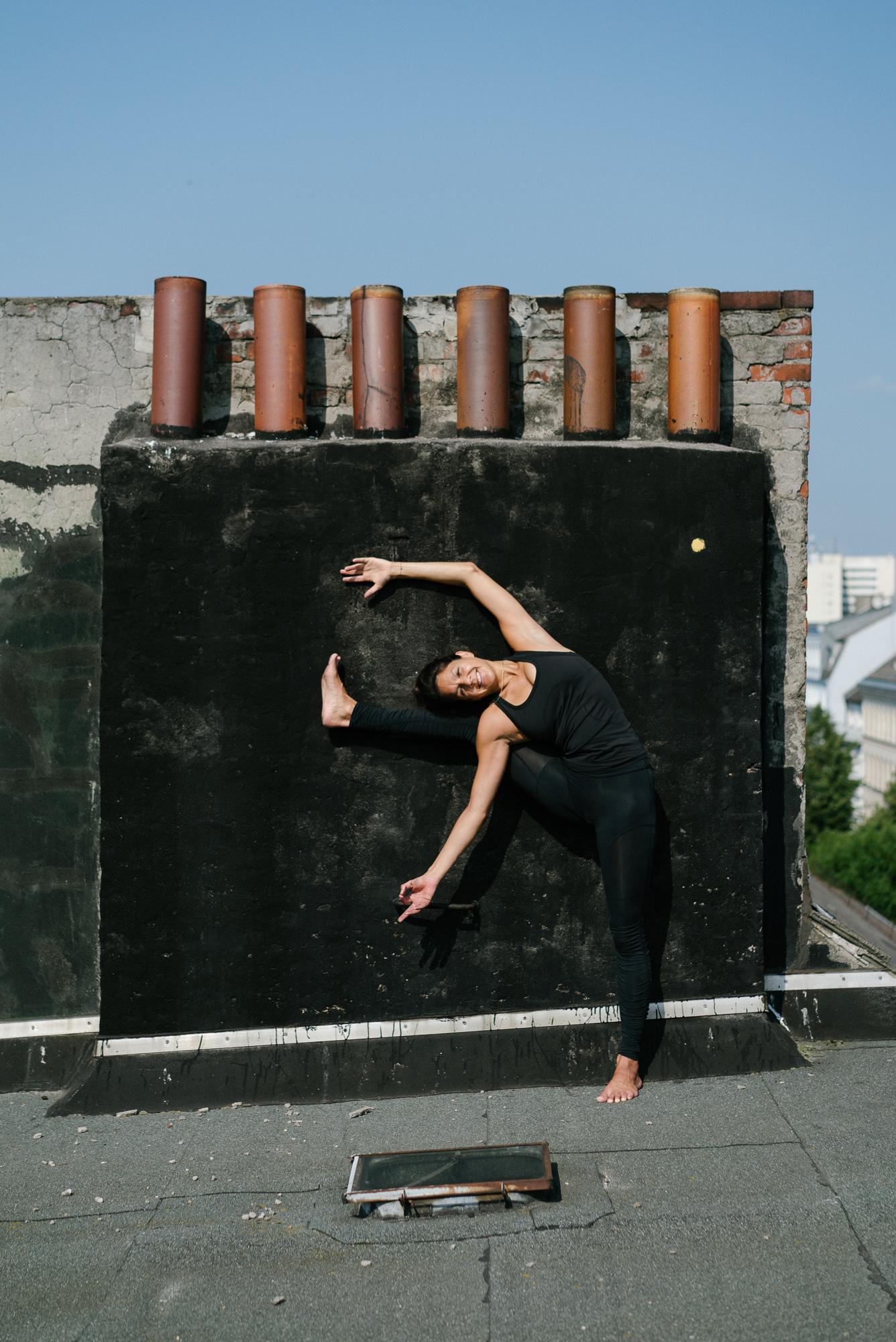 Nadeen Mirza Yoga