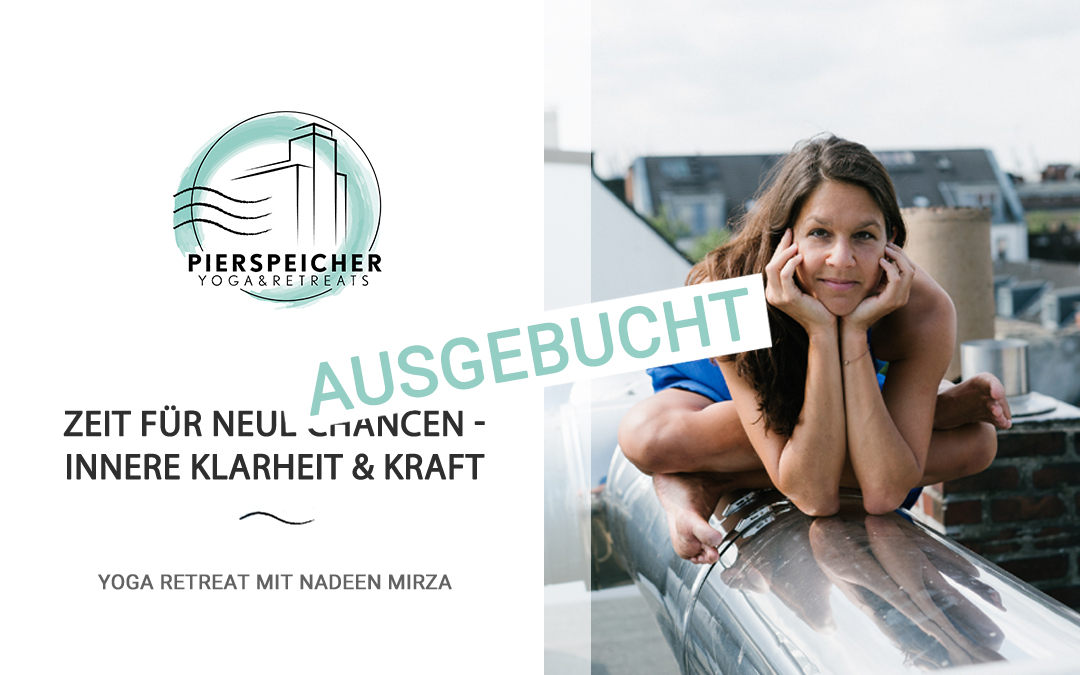 Yoga Retreat mit Nadeen Mirza 08. bis 11. Oktober 2020