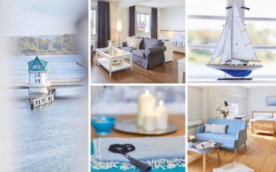 Hotelkomfort und Wohlfühlatmosphäre auf erstklassige maritime Art