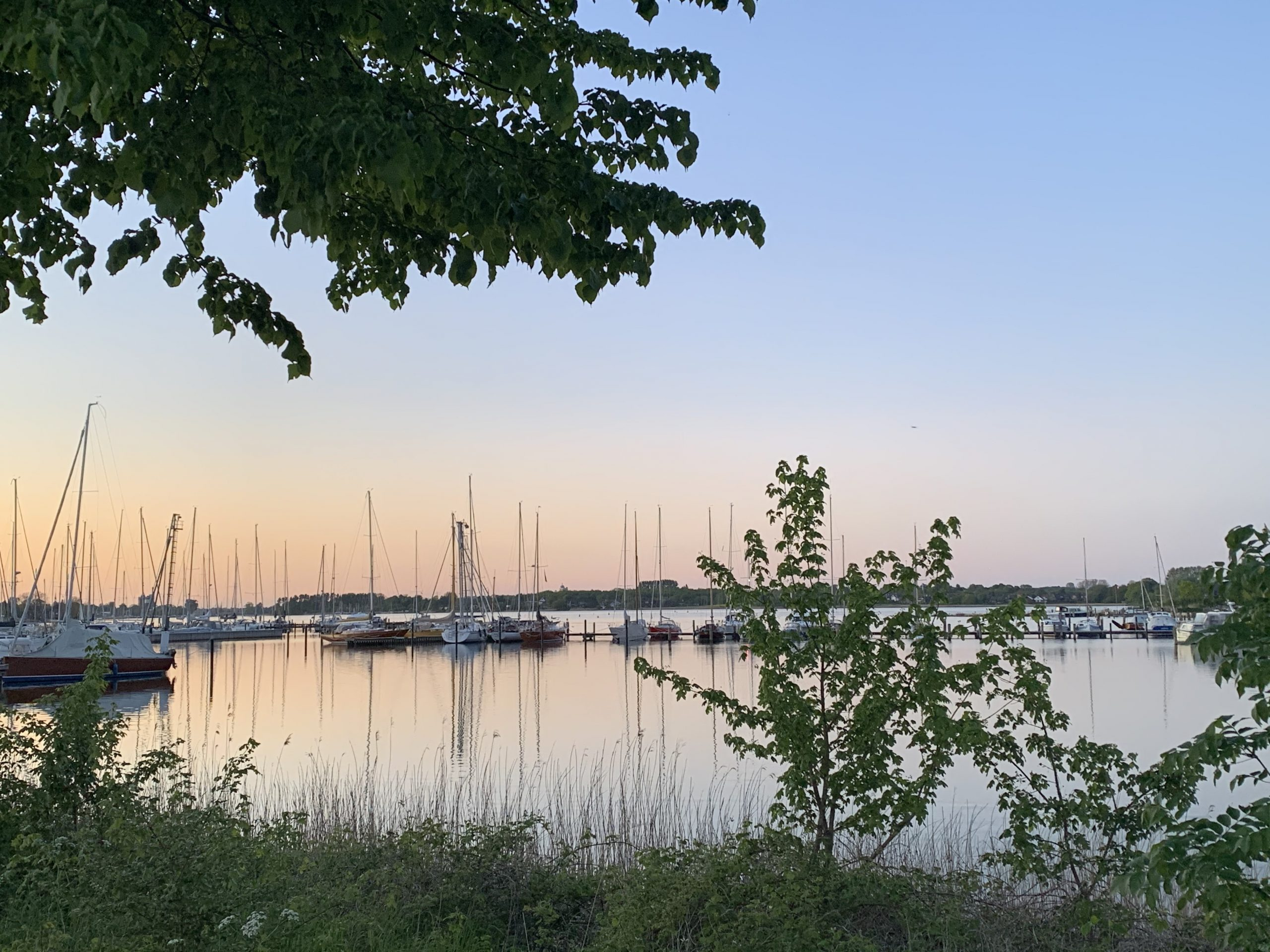 Hafen in Arnis