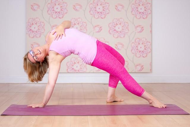 yoga retreat Anja fichtelmann