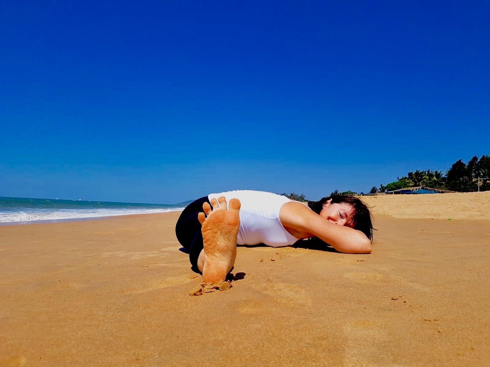 yoga mit redschi