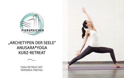 Yoga Retreat mit Veronika Freitag vom 25.-28. März 2021