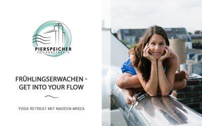 Yoga Retreat mit Nadeen Mirza 15. bis 18. April 2021