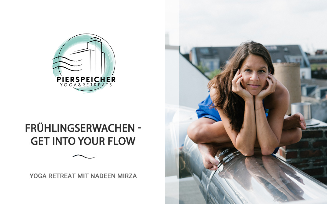 Yoga Retreat mit Nadeen Mirza 15. bis 18. April 2021
