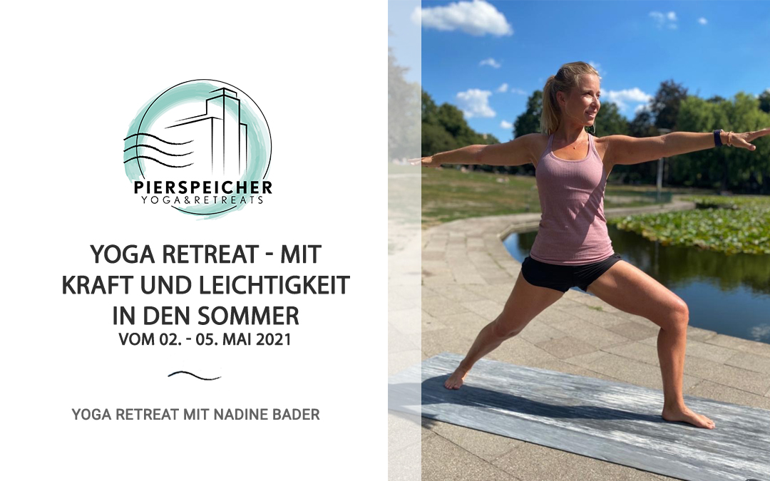 yoga retreat im Mai