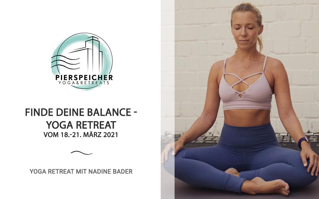 yoga retreat nadine bader