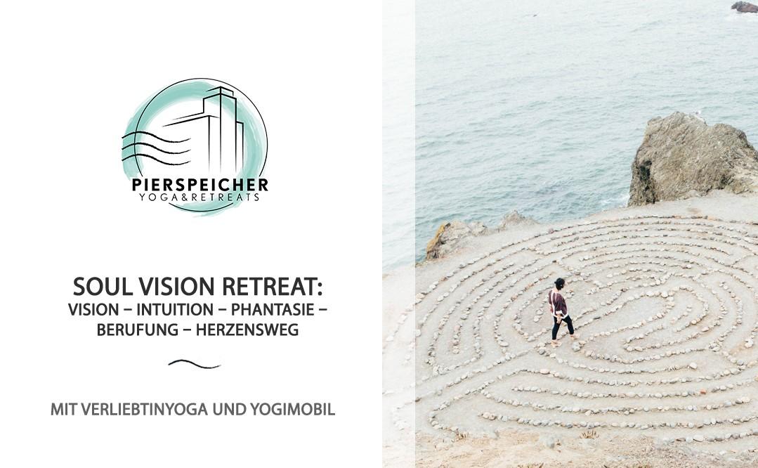Soul Vision Retreat mit Verliebtinyoga und Yogimobil vom 30.09. bis 03.10.2021